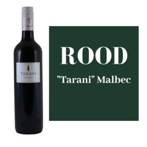 "Rode wijn: ""Tarani"" Malbec"