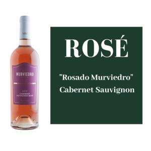 "Rosé: ""Rosado Murviedro"" Cabernet Sauvignon"