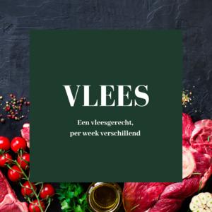 Vleesgerecht (Wo 19 t/m zo 23 mei 2021)