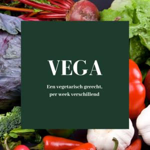 Vegetarisch gerecht (Wo 10 t/m zo 14 maart 2021)